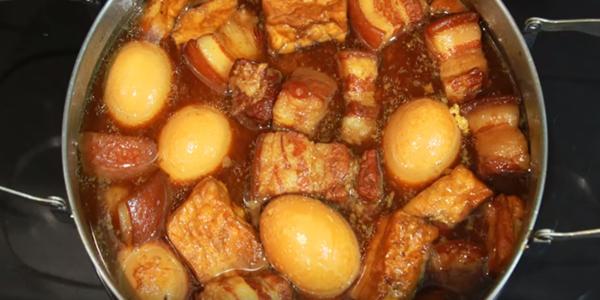 สูตรการทำ พะโล้ไทยโบราณ โดย กินได้อร่อยด้วย